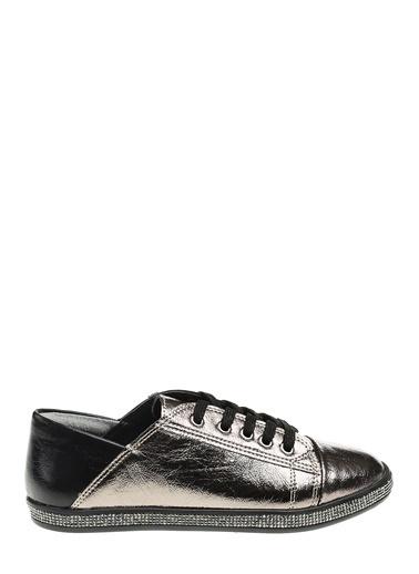 Derigo Ayakkabı Gümüş